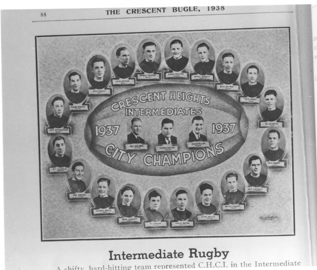 1938 Rugby